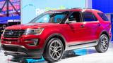 1.3 Million Ford SUVs Target Of Expanding Investigation Into Carbon Monoxide Leaks