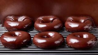 Krispy Kreme Goes Dark For Solar Eclipse 2017