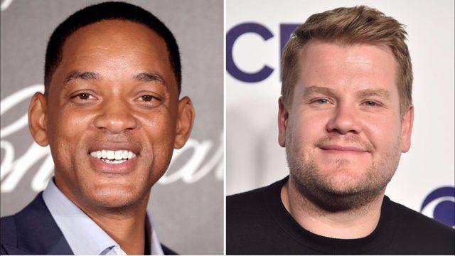 Watch Will Smith James Corden Get Jiggy With It In Carpool Karaoke