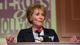 Judge Judy lets dog loose in courtroom to prove who its owner is