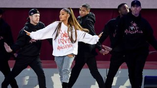 Families of 22 killed in explosion outside Ariana Grande concert to…