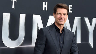 Tom Cruise broke his ankle during 'Mission Impossible 6