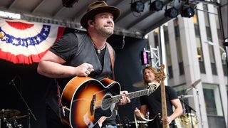 Country band booted from concert over comments on Charlottesville protests