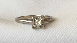 Couple finds lost engagement ring nine years later in Italy