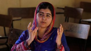 Nobel laureate Yousafzai accepted to Oxford