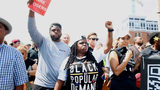 Photos: Solidarity with Charlottesville rallies held across the country
