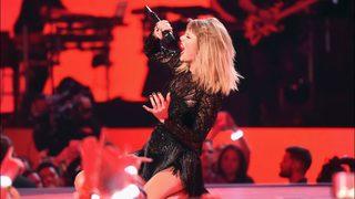 Taylor Swift wipes social media accounts; website goes dark