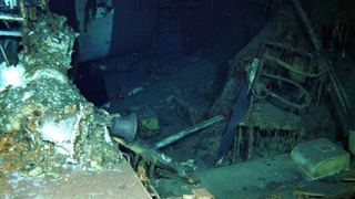 Expedition financed by Paul Allen locates wreckage of the USS…