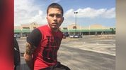Jocsan Rosado was arrested Monday near Kissimmee.