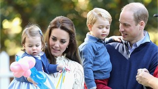 Kate Middleton, Duchess of Cambridge, in labor with royal baby