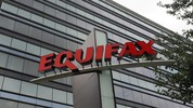 This July 21, 2012, photo shows Equifax Inc., offices in Atlanta. Credit monitoring company Equifax says a breach exposed social security numbers and other data from about 143 million Americans.