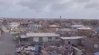 VIDEO: Barbuda Damage