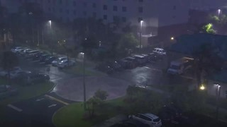 VIDEO: Scenes From Hurricane Irma