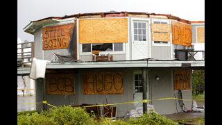 Photos: Hurricane Irma makes landfall in Florida, leaves damage behind