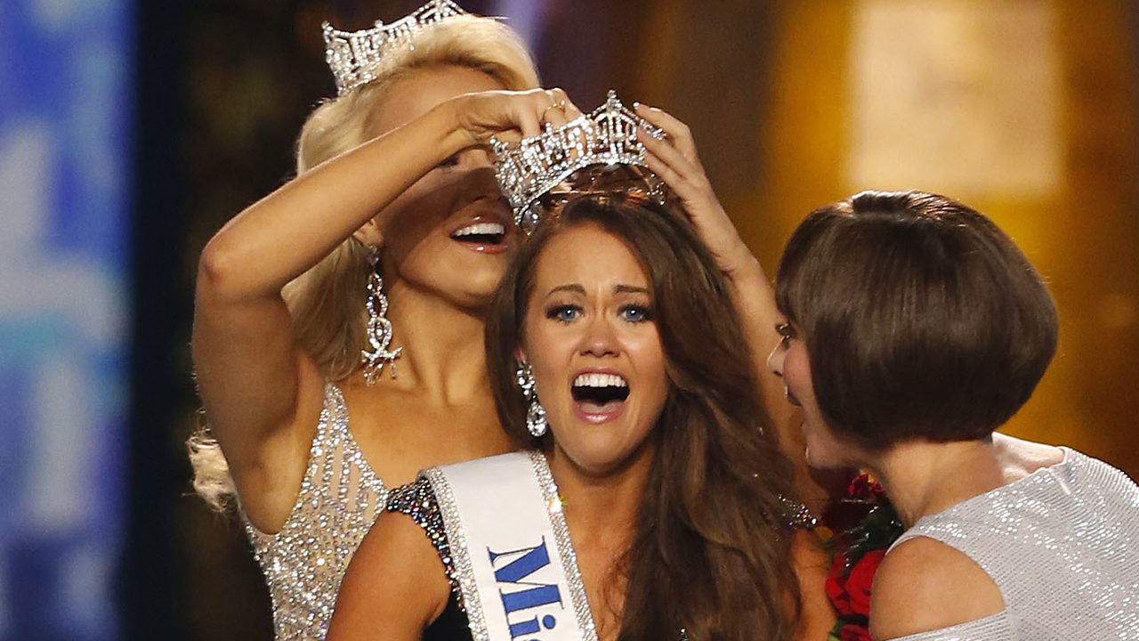 ND has its first Miss America