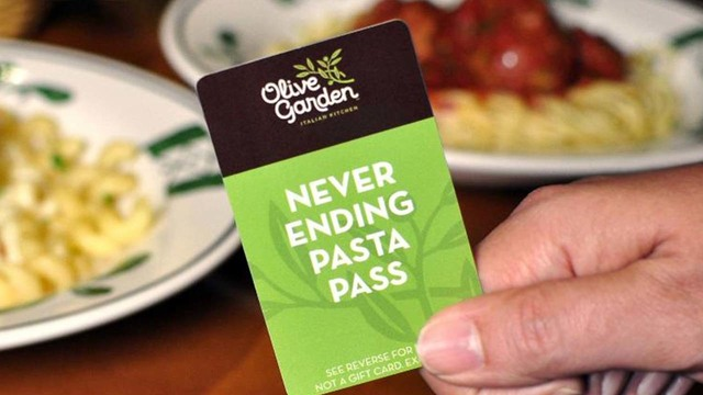 National Pasta Day 2017: Deals from Olive Garden, Carrabba\'s ...