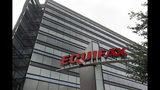 FILE - This July 21, 2012, file photo shows Equifax Inc., offices in Atlanta.