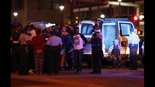 Photos: Dozens arrested as St. Louis readies for more protests