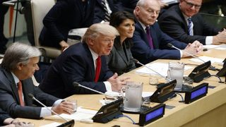Trump at the U.N.: What time is the speech, how can I watch?
