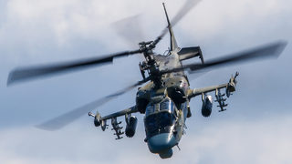 Video of Russian helicopter firing on wrong target raises big questions