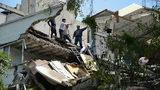 Photos: Major earthquake strikes Mexico City