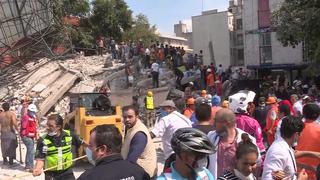 Salma Hayek pledges $100,000 donation to Mexican earthquake victims