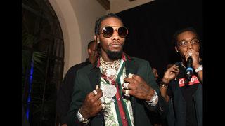 Rapper 'Offset