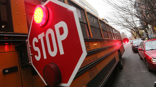Bus driver suspended after allowing 'hitchhiker,