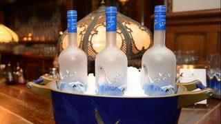 Vodka spill: Truck carrying 40,000 pints of liquor tips over on roadway