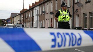British police release 2 men in London train attack probe