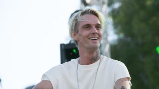 Aaron Carter checks into rehab after turbulent few months