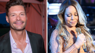 Ryan Seacrest blaming Mariah Carey for bombing New Year