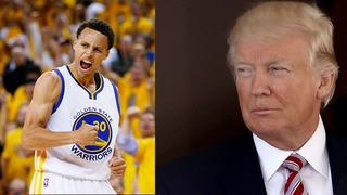 Trump withdraws White House invitation to Golden State Warriors
