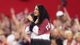 Jordin Sparks sings national anthem with 'Proverbs 31:8-9