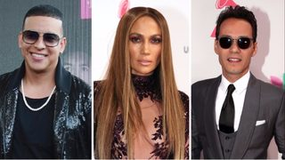 Jennifer Lopez, Marc Anthony, Daddy Yankee call for hurricane relief aid…