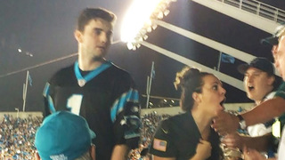 Judge sentences Panthers fan who sucker-punched another fan at game