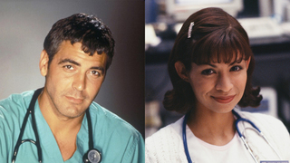 George Clooney denies anything to do with the 'ER