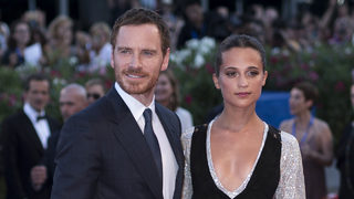 Michael Fassbender and Alicia Vikander wed in secret ceremony