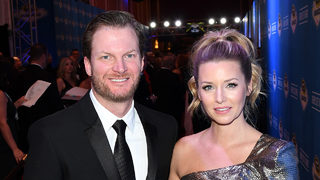 Dale Jr., Amy Earnhardt expecting baby girl