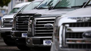 Ford recalls 1.3 million trucks for door latch issue