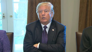 Pres. Trump reportedly tells widow of fallen soldier he knew 'what he…