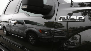 Ford recalls 1.3 million trucks for door latch issue