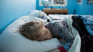 A boy slept for 11 straight days, and it