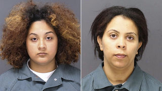 2 women accused of trying to rob bank while dressed as nuns