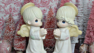 Those old Precious Moments figurines could be worth hundreds of dollars