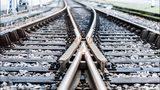 File photo of train tracks