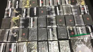 Investigators seize $1.5M worth of heroin in Walmart parking lot