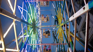 Texas carnival worker charged with operating ride while intoxicated