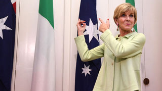 Australia receives 'unprecedented