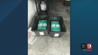 Police investigate after 63 pounds of marijuana arrives with Florida…